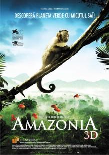AmazoniA 3D poster mini